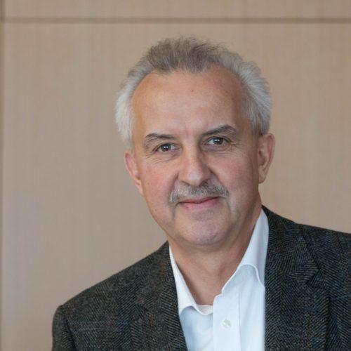 Prof. Dr. Reinhard Hüttl